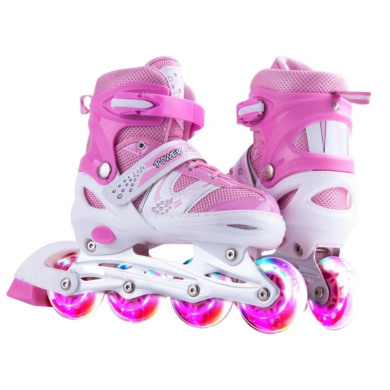 Zhejiang Factory Best Price Four Wheel Patines Electric Roller Skate Shoes Inline Skates PS01 lowest price