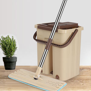 Wholesale China Easy Floor Cleaning Mop Microfiber Cleaning Flat Mop