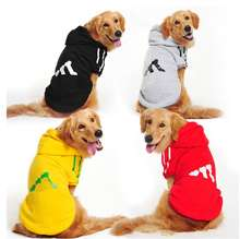 spring Autumn winter large big  dog warm sports wholesale  custom apparel accessories casual clothing pet dog clothes
