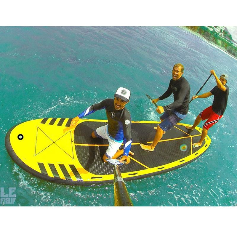Stand up paddle board Dropshipping opblaasbare staande paddle board