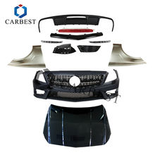 High Quality New car body kit for CLS-Class W218 2013 upgrade to CLS63 AMG