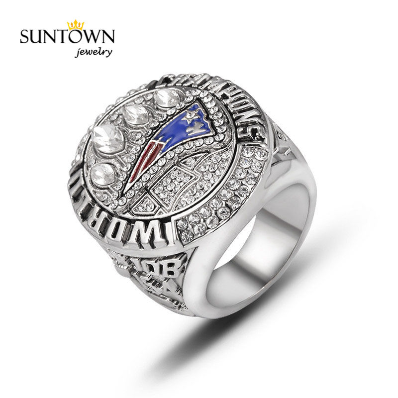 2014 NFL New England Patriots Championship Ring