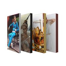 Wholesale Advertising Fabric Light Box Frameless Wall Led Light Box Stand with Dye-Sub Poster
