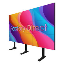 4k mount led backlit samsung videowall unit digital signage display splicing screens did lcd tv 2x3 55 inch video wall