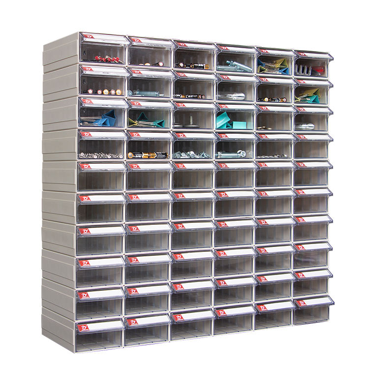 The High Quality Factory Price Drawers Multifunctional Plastic Storage Parts Tool Box
