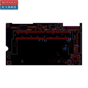 Elektronische Techniek Circuit Board Assembly Pcb Layout Design Service