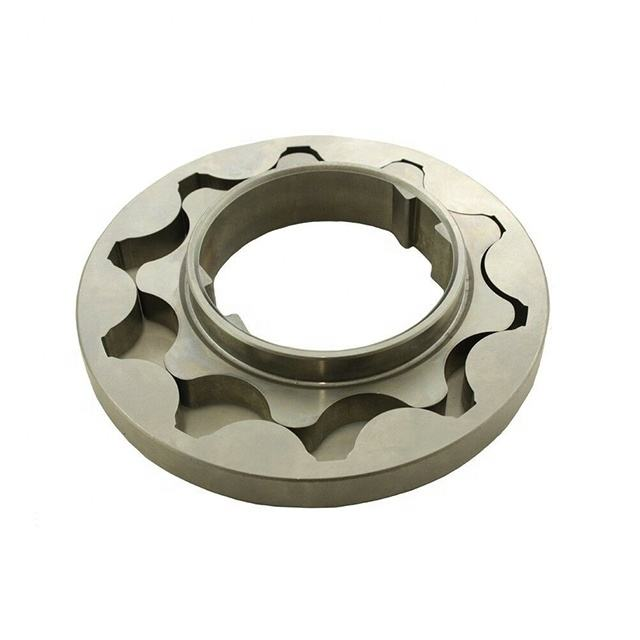 Custom Precisely CNC Machined Steel Oil Pump Rotor for 300TDi diesel Engine