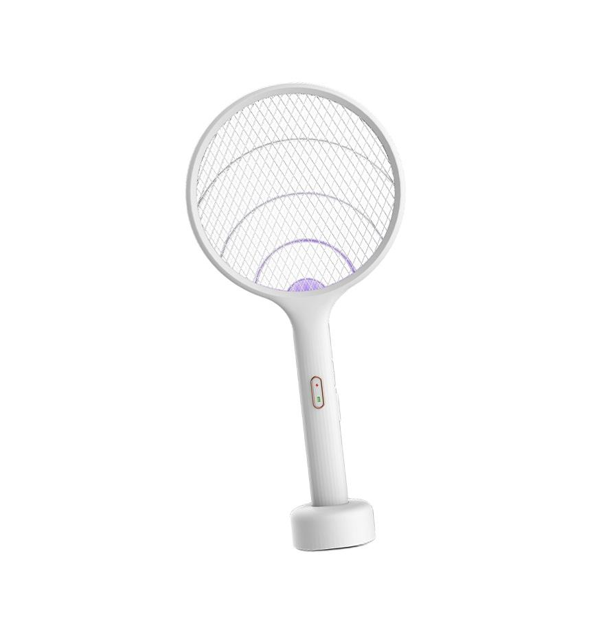 3000v Rechargeable Mosquito Bat Electric Fly Swatter for Home
