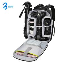 Waterproof Camera Bag Backpack Case for Camera