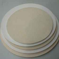 cordierite bbq pizza stone used in ovens