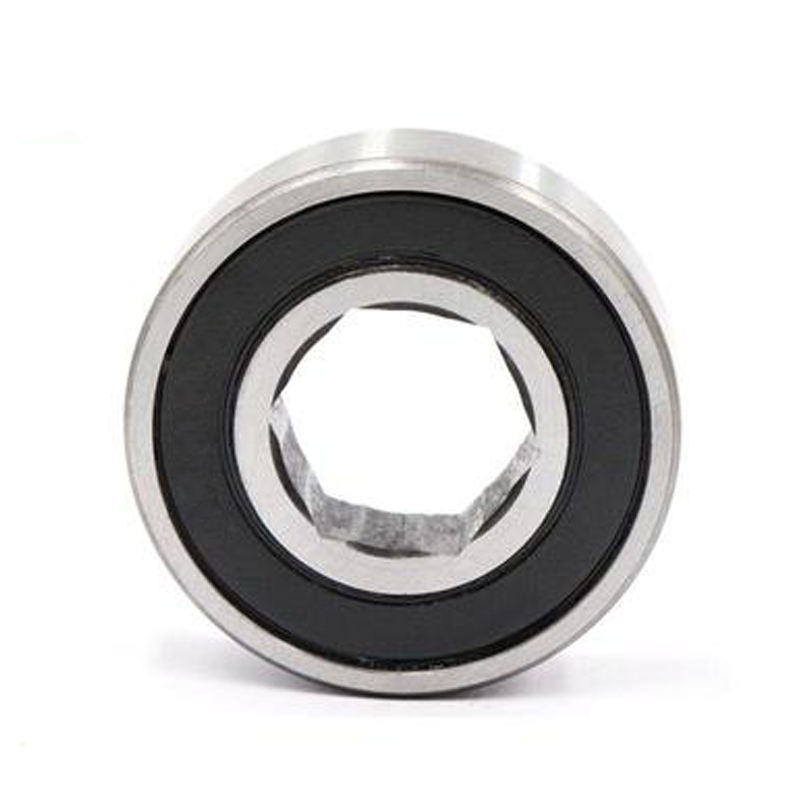 hexagon bore 1/2 inch hex bore bearing for FRC robotics bearing Agricultural machinery bearing