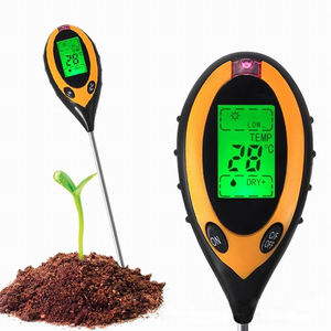 China Factory Promotion rapitest digital soil ph meter most accurate soil ph tester 4 in 1 ph tester with best service
