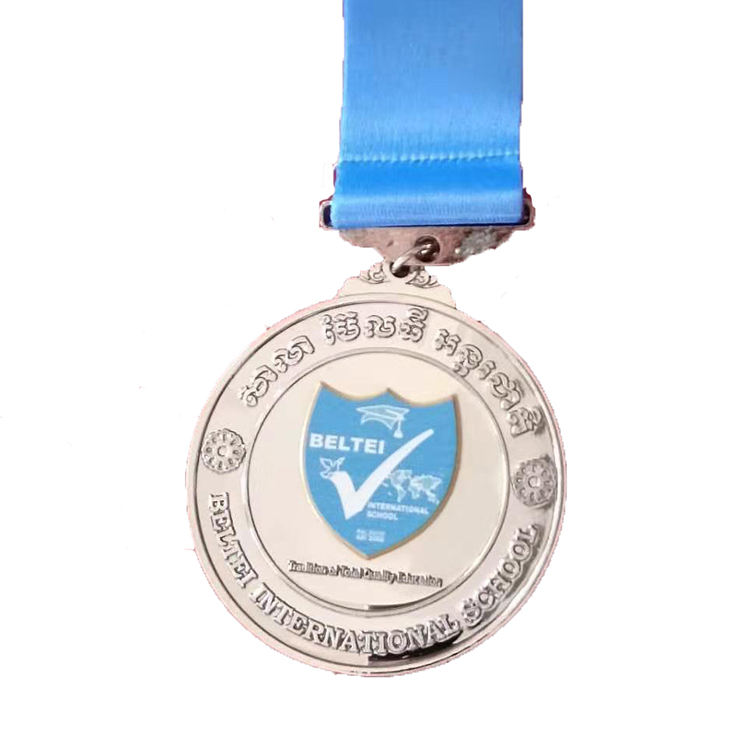 OEM Customized Design Finisher Design Your Own Metal Running Medal