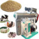 corn straw feed pellet machine cattle sheep horse processing feed machine chicken duck fish granulator