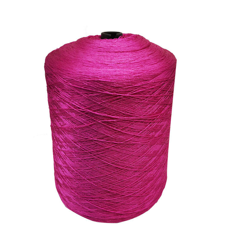Straight Steam Sewing 120/2 Rayon Viscose Bright Embroidery Threads 200 Colors Dyed Polyester Thread 300D/3 For Tassel