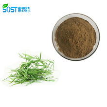 SOST Natural Organic Bamboo Leaf Extract Powder Flavone and Silica