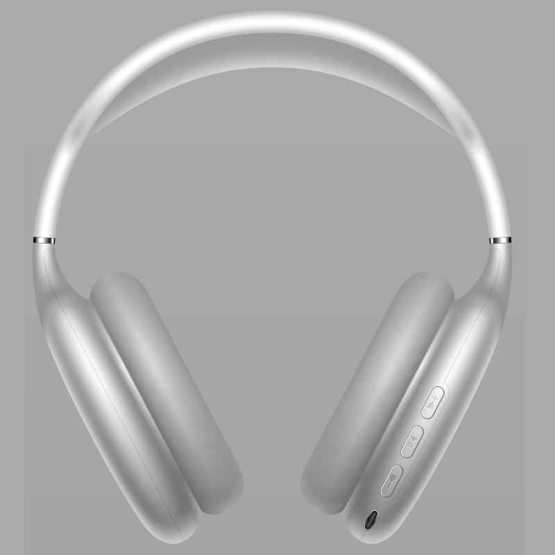 The Latest TWS1:1 For Airpods Max Active Noise Canceling headphone Industry Leading Overhead Wireless Headset with Mic
