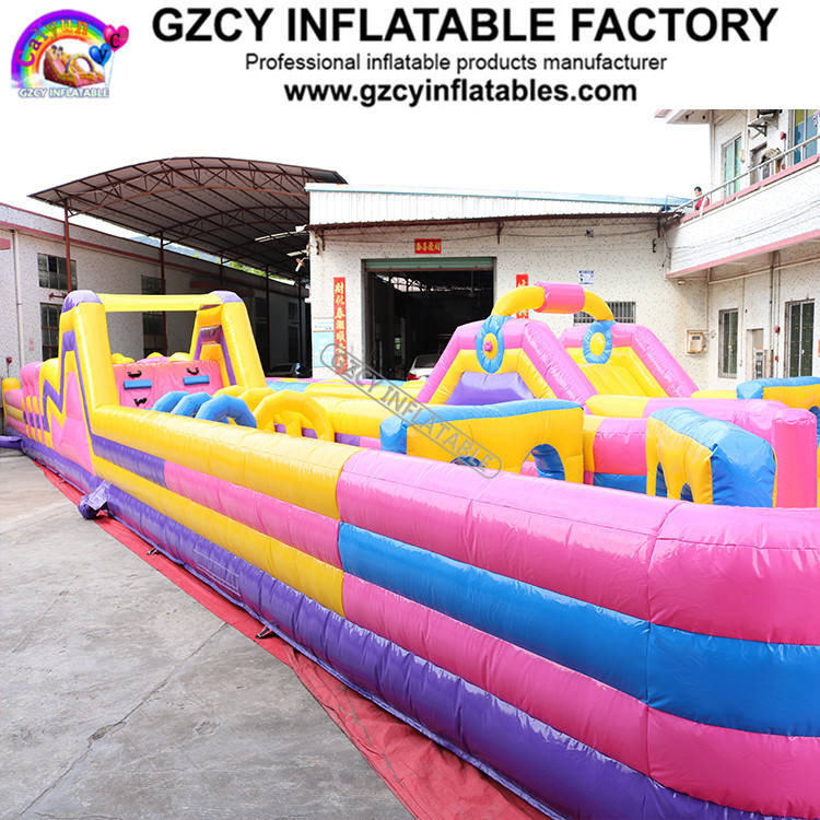 Commercial Kids Funny Inflatable Fun City Bouncy Castle Uk for Rental