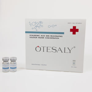CE Approved OTESALY Hyaluronic Acid Skinbooster for Mesotherapy Gun Buy Mesotherapy Injectable Ampoules