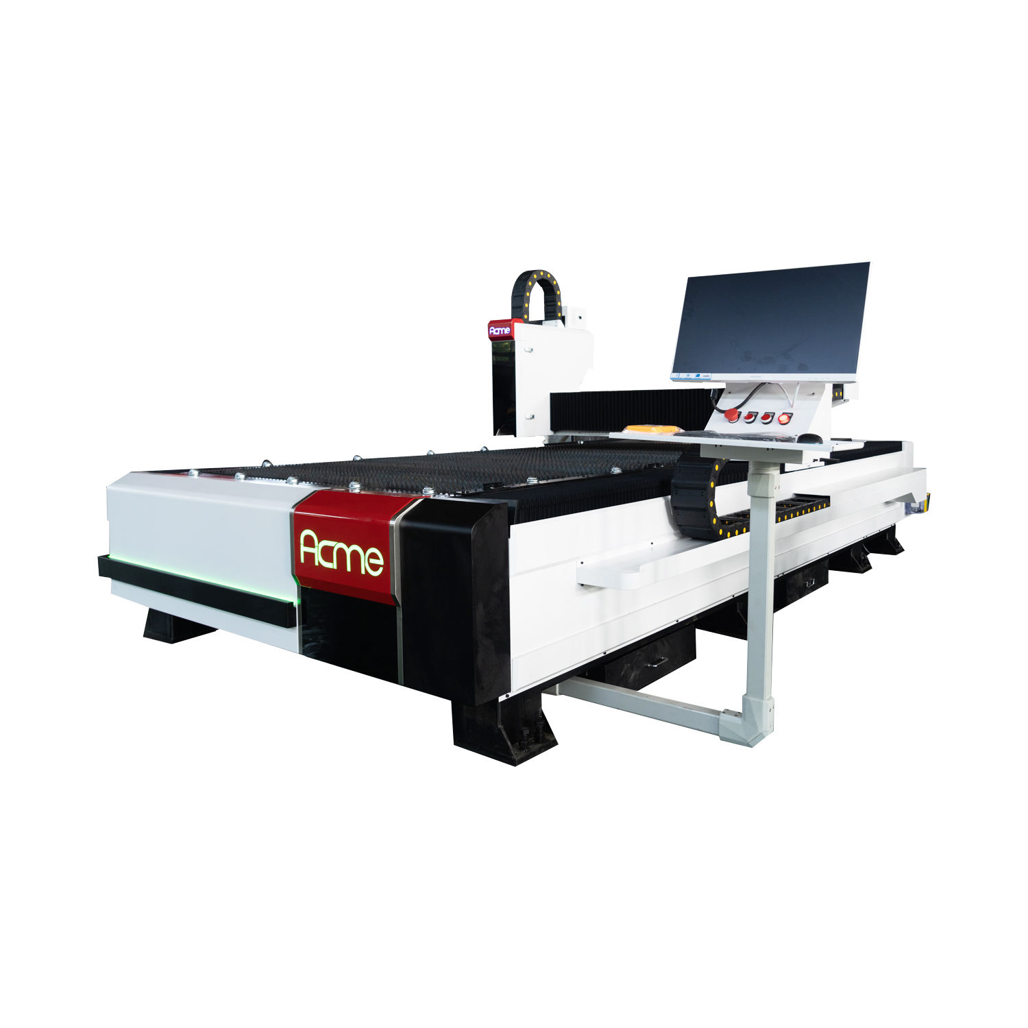 CNC Laser Cutting Equipment 1000w-15,000w China Factory high power metal sheet and plate for carbon steel stainless
