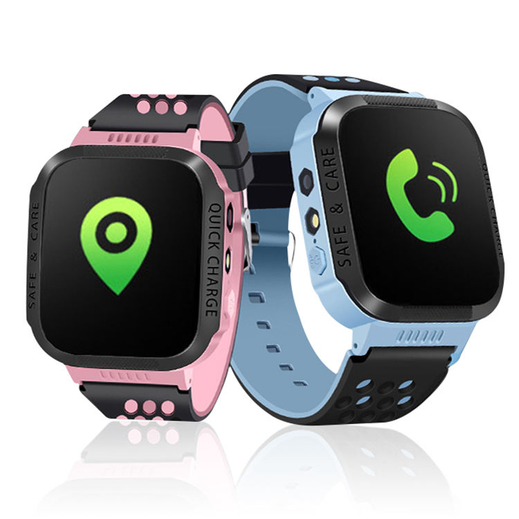 Child Smart GPS Watch iOS Android Smartphone ip67 smart watch waterproof phone Call 4G SIM memory Card kids smart watch