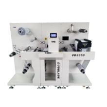New AI Digital Label Die Cutter Cutting Machine More Cutting Heads Vorey VD3350