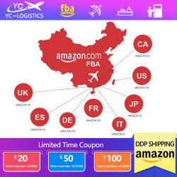 Excellent amazon fba sea freight forwarder from China to The Czech republic