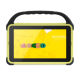 Super 7 inch 3g 4g WiFi android 9.0 10 smart kids tablet pc tab with earphones for option