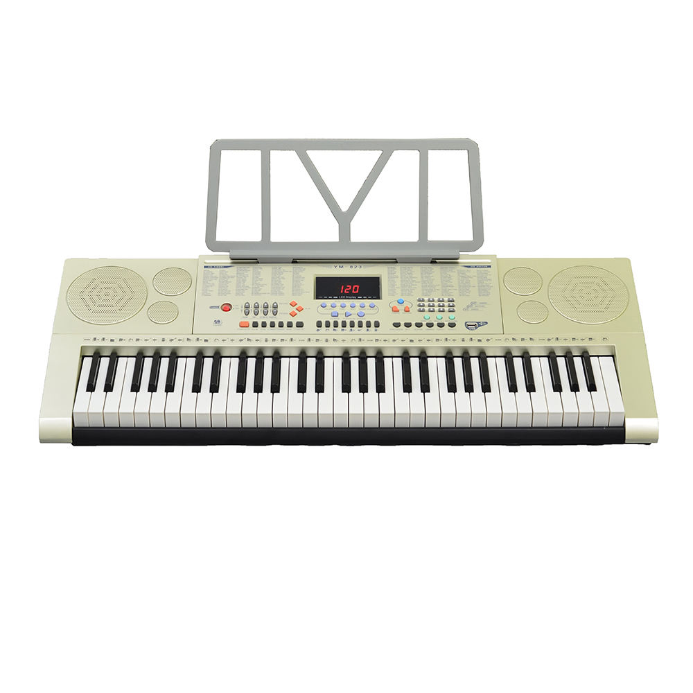 Professional teaching electronic keyboard