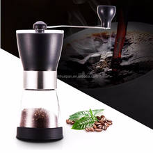 Household small manual grinding machine/ Small Mini Portable Coffee Beans Grinder