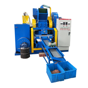 Bottom price Metal Sorting Machine Copper Aluminum and Plastic Separator Separating Machine cable granulator machine BS-D10