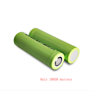 Factory sale 3.7v 2500mah 3C 18650 li ion battery cell rechargeable batteries