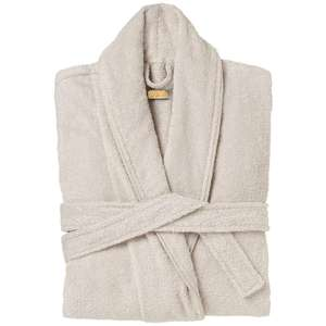 cotton house robe ultra soft thick super absorbent winter family bath robe set