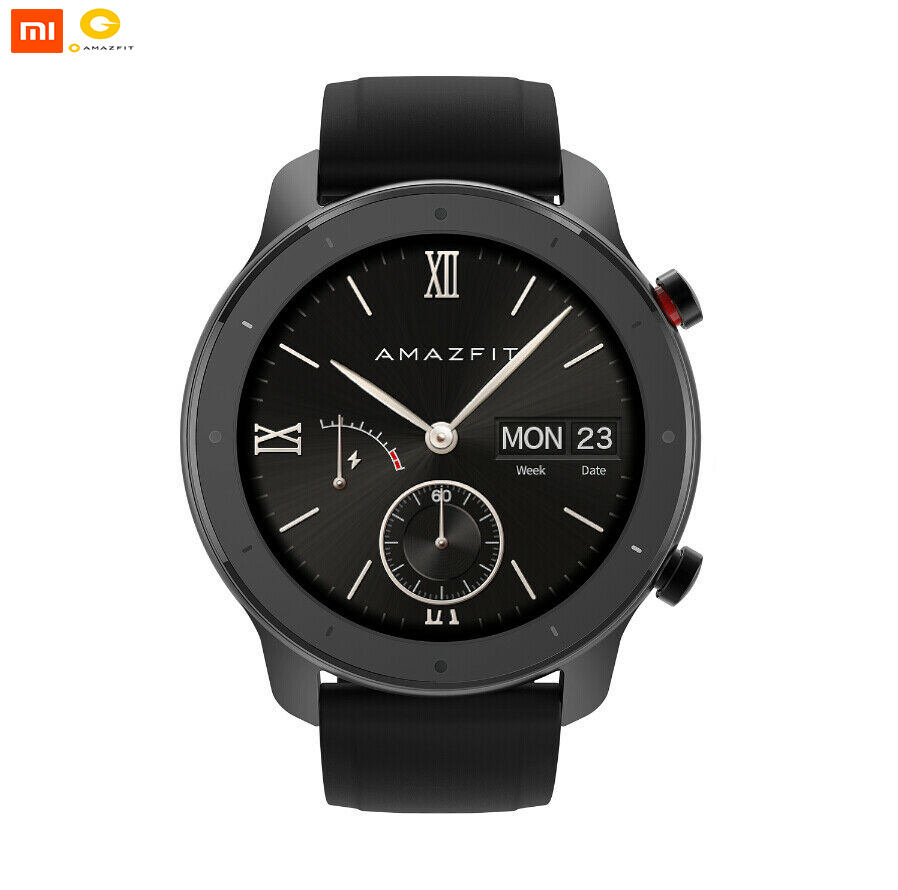 In Stock Global Amazfit GTR 47mm Lite 24 Days Battery Smart Watch Waterproof Smartwatch for Android ios phone 8 sport modes