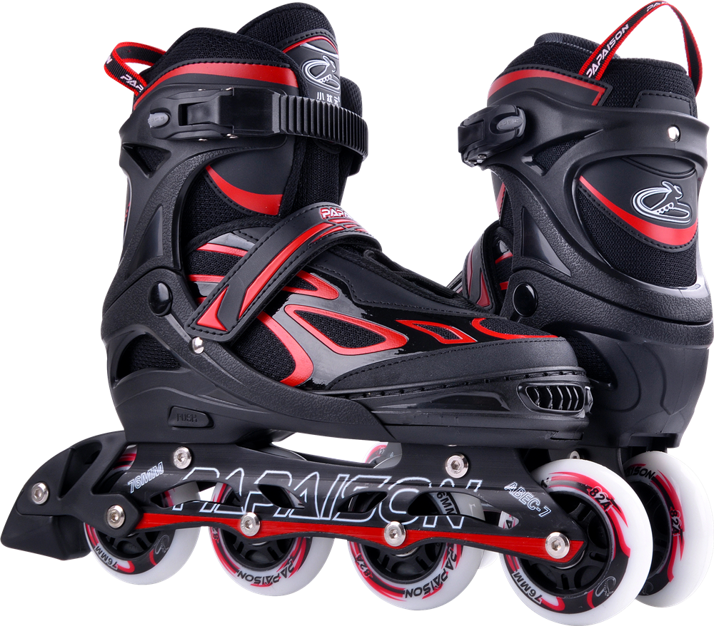 Adult roller skates skating children's single flash inline skates With good quality