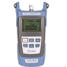 2 IN 1 Fiber Optic Power meter with 10km Laser source Visual Fault locator  -70+3db