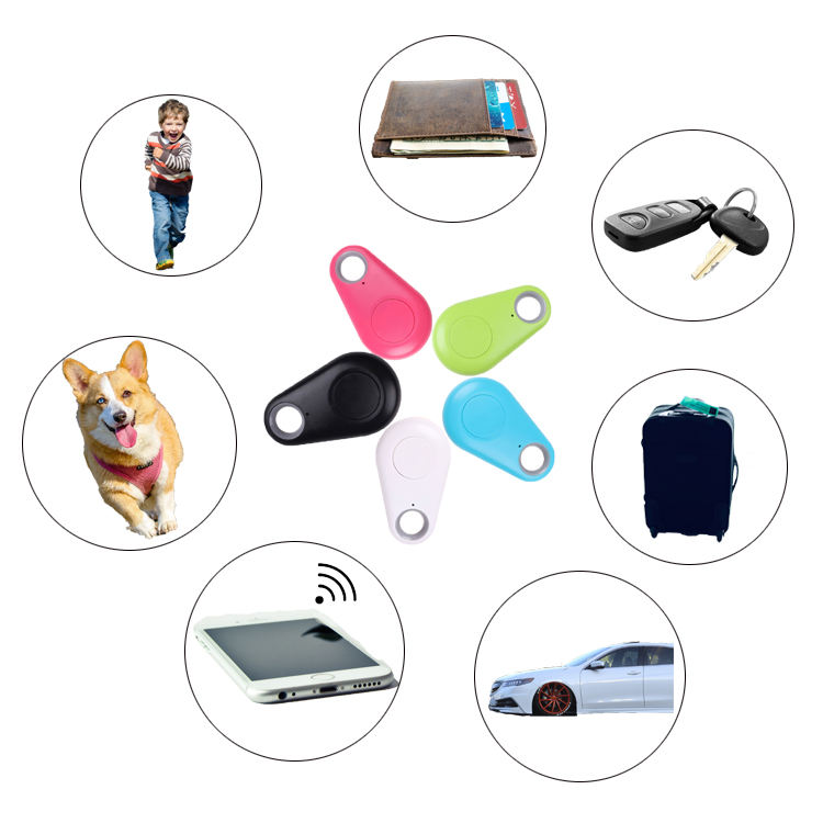 Customize Logo Key Finder Wireless Anti Theft Device Child Bag Pet Smart Tracker Itag for iPhone Android