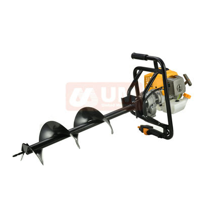 62cc 72cc big power gasoline tree planting machine earth auger