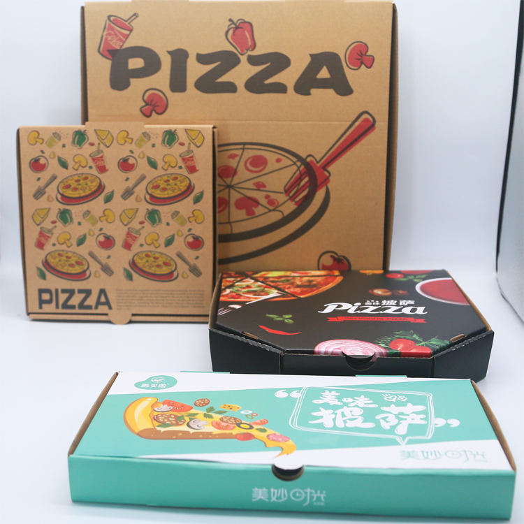 OEM factory 12 inch take out pizza delivery box