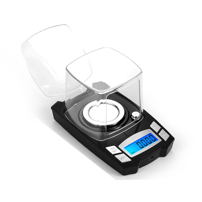Precision 0.001g USB Weighting Scale Balanza Electronica Digital Jewellery Scale
