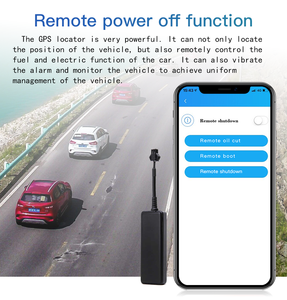 OEM SIM Card GPS Tracker Locator For Car Monitor And Motorcycle 2G/4G Optional