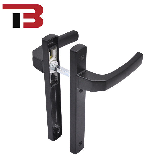 factory outlet sliding door handle, glass cabinet door Panel handle wholesale Glass sliding window handle