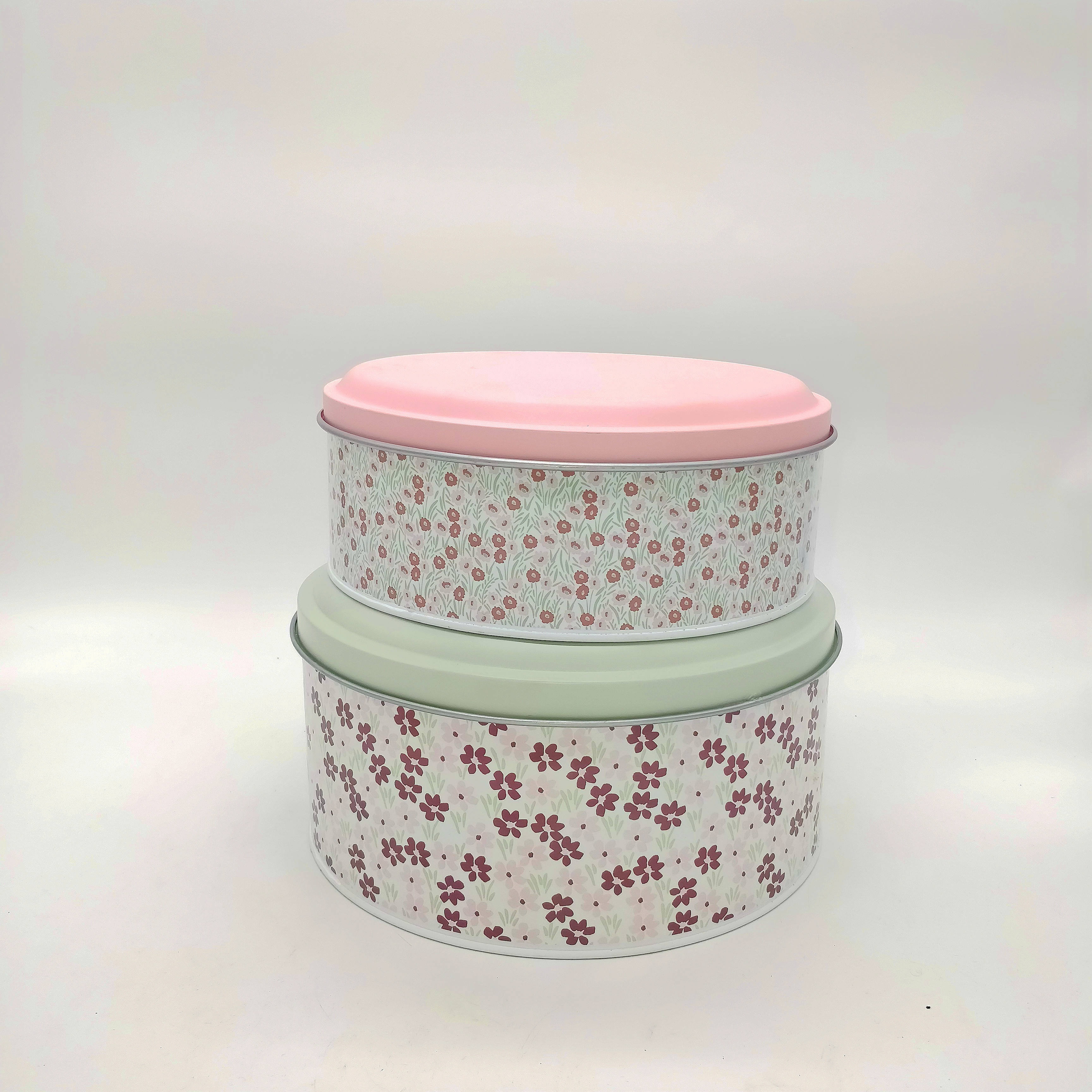 Kitchen Storage Biscuit Canister Cake Canister for Biscuit Sugar Coffee Tea Canister Jar