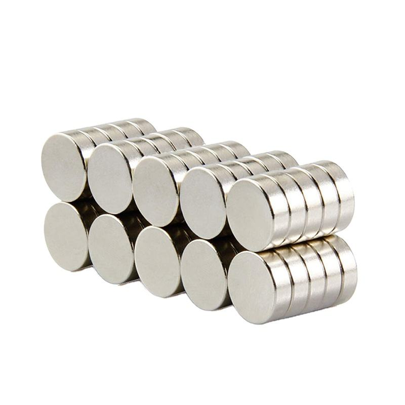 Strong Neodymium Magnets 10mm x 3mm Grade N50 Rare Earth Disc Magnet