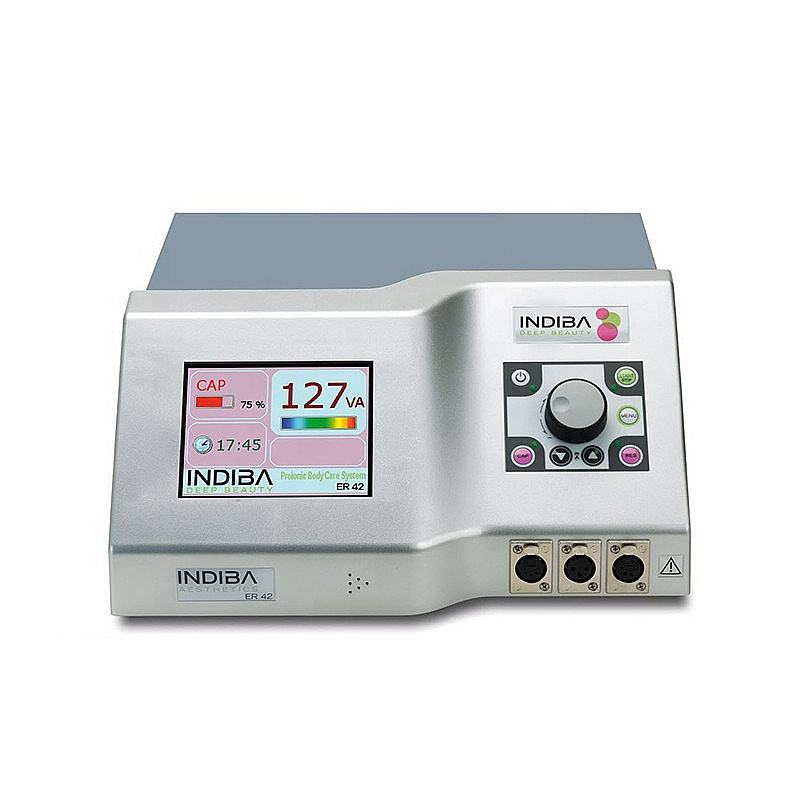 Radiofrequency INDIBA Deep Beauty Detox Body Cellulite Removal Machine With Proionic System