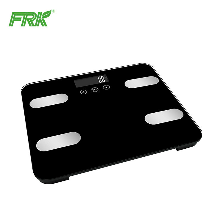 180kg Glass Top Display Accurate Normal Household Bathroom Digital Body fat Weight Electronic Scale
