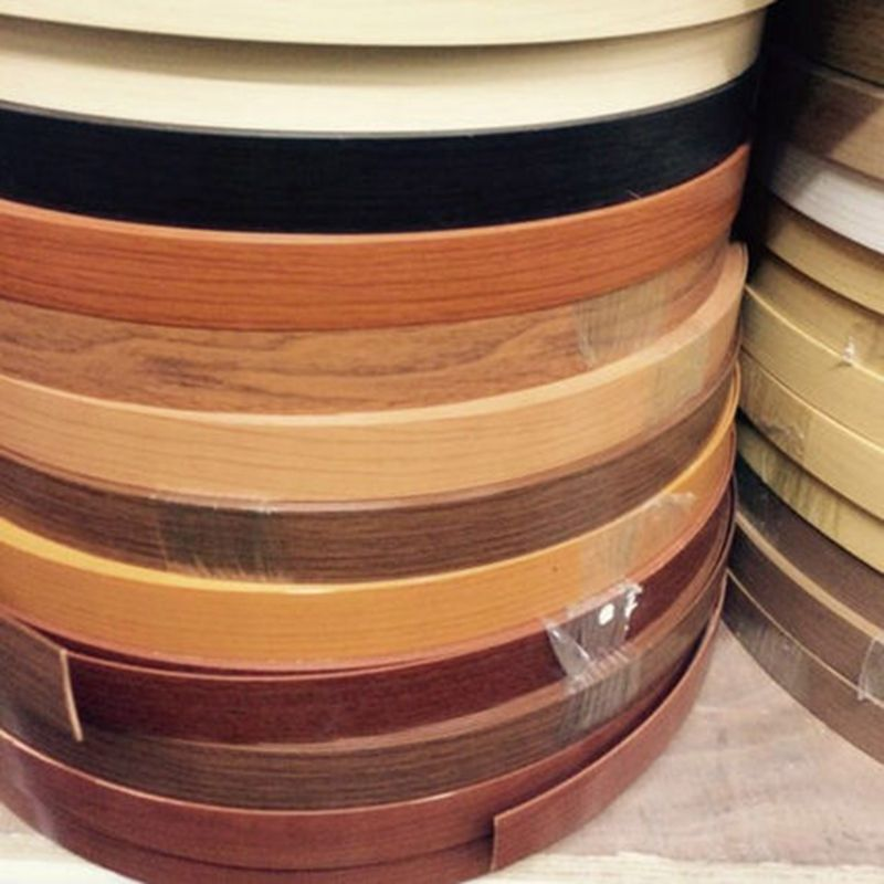Melamine woodworking furniture lashing edge anti-corrosion tape PVC edge banding