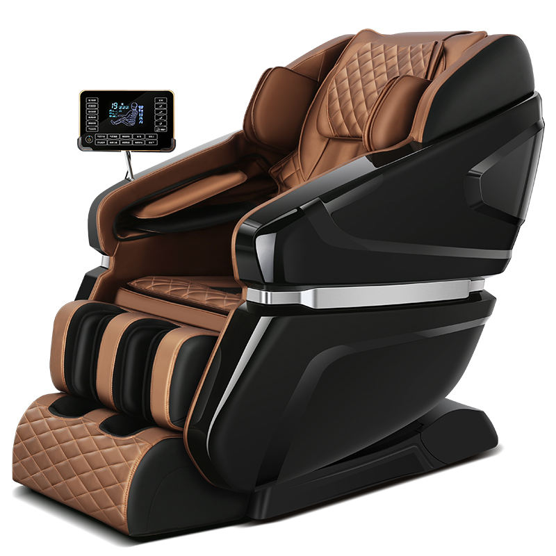 Jare M8 Manufacturer Cheap price Sale Sl-Track Parts Massager Zero Gravity Material Origin Type Full body Massage Chair