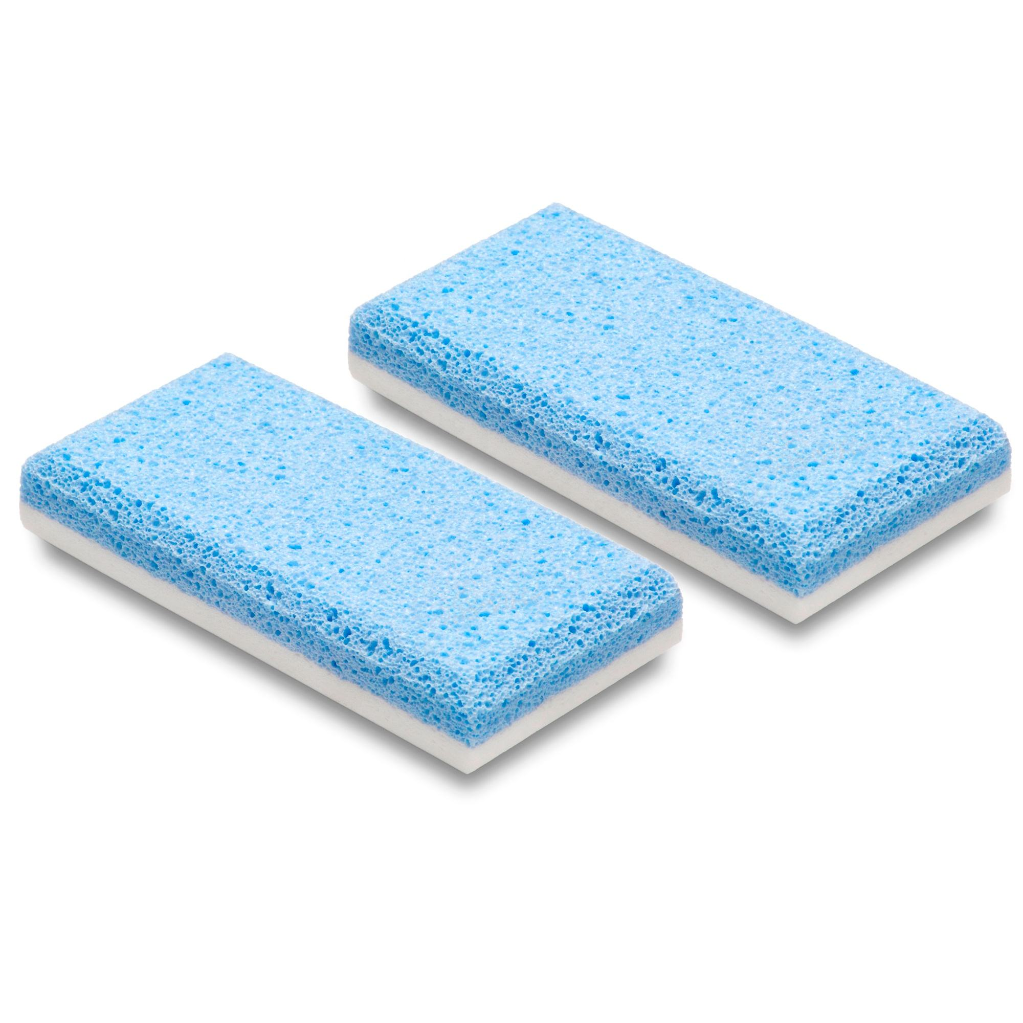 Pumice stone dual action - Premium Quality - Only manufacturer in the world that makes this pumice stone in one piece.
