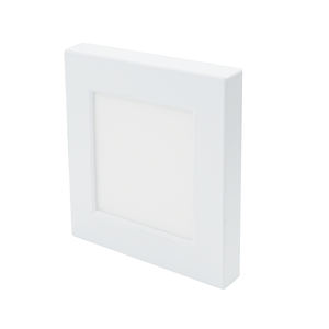 2 In 1 Hot Sale Dimmer Square Flat Fleksibel Mul-Funtion LED Panel Cahaya